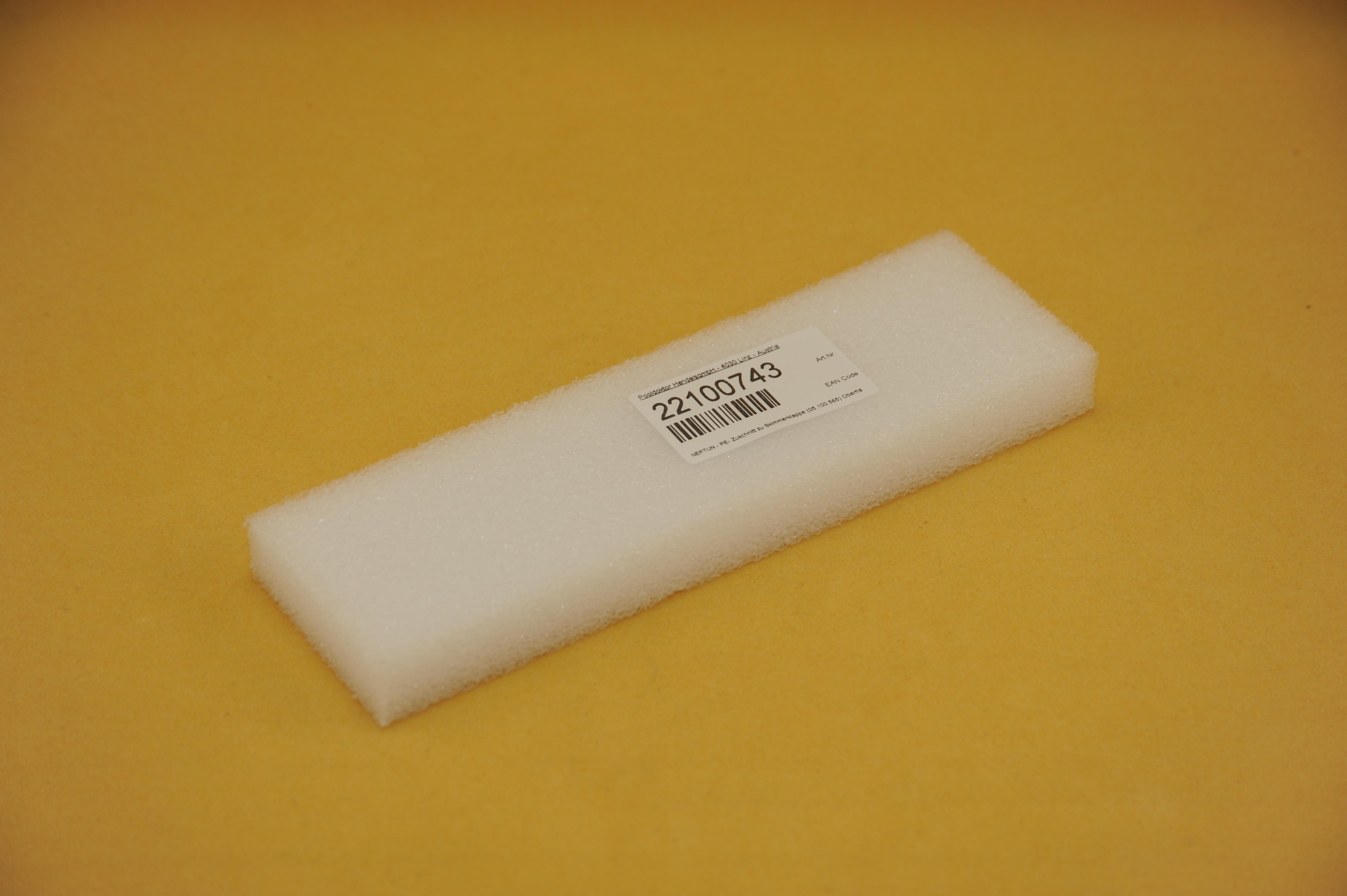 NEPTUN - PE- Zuschnitt zu Skimmerklappe (Oberflächenabsauger)