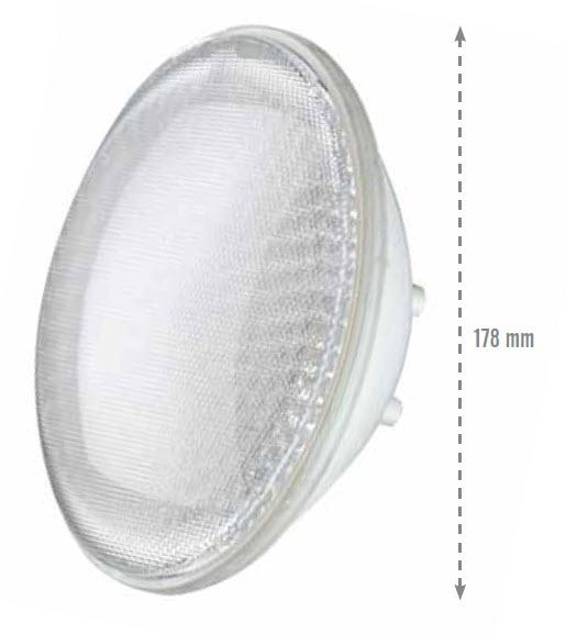 LED Ersatzlampe RGB - inkl. FB