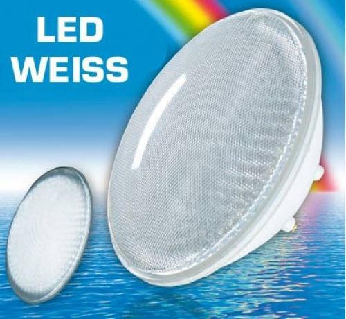 LED Ersatzlampe WEISS