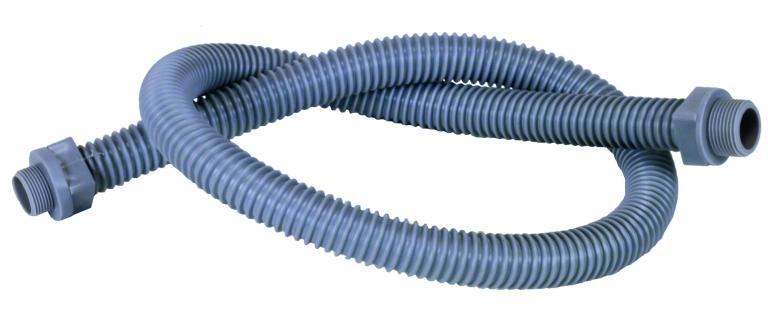Kabelschutzschlauch zu Scheinwerfer V4A