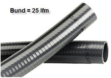 PVC Klebeschlauch DA63 - 25m Bund