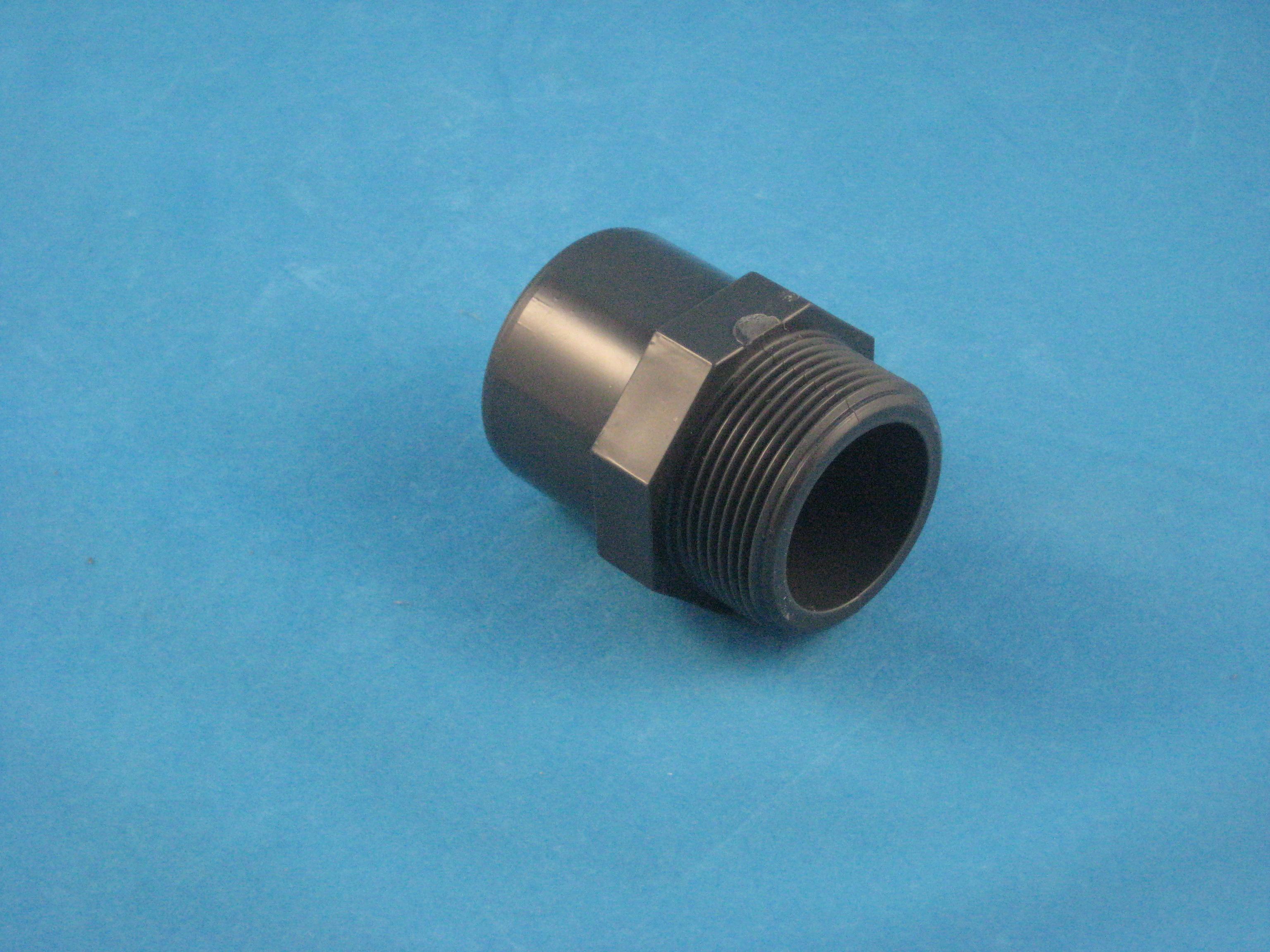 PVC Muffennippel DA50 - 6/4 Zoll AG