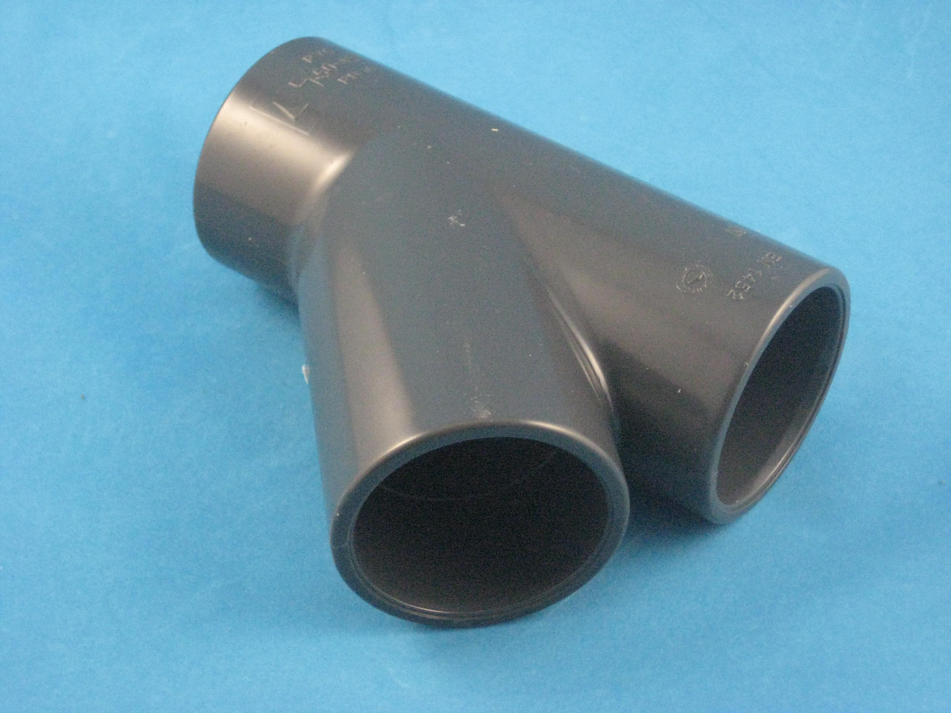 PVC T-Stück 45° D50