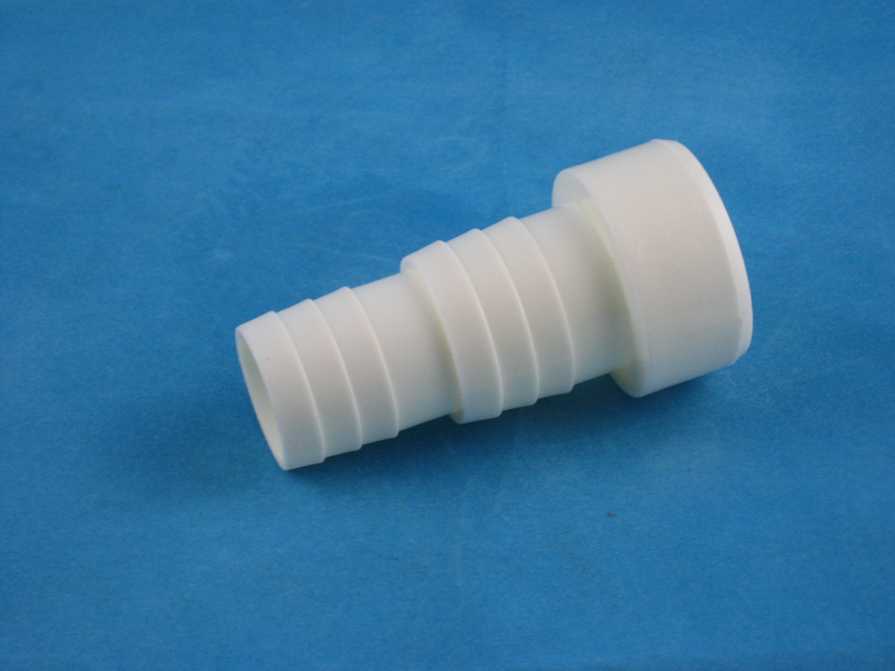 PVC Schlauchübergang DA50 Klebe - 32/38 mm