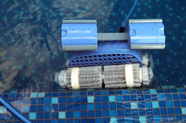 Poolroboter Dolphin SUPREME M500 PRO - PVC-Bürste