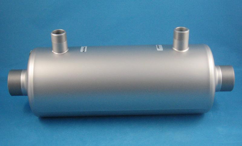 Wärmetauscher D-TWT 35/40 kW TITAN