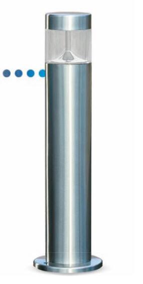 Edelstahl Aussenleuchte 316L RGB