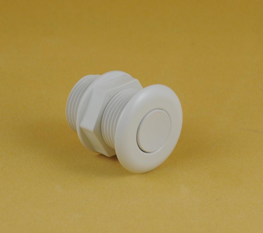 PN-Taster 1 Zoll weiß
