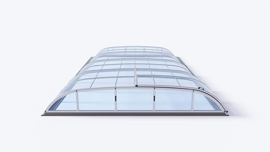 DALLAS B Clear - 860 x 530 x 85 cm