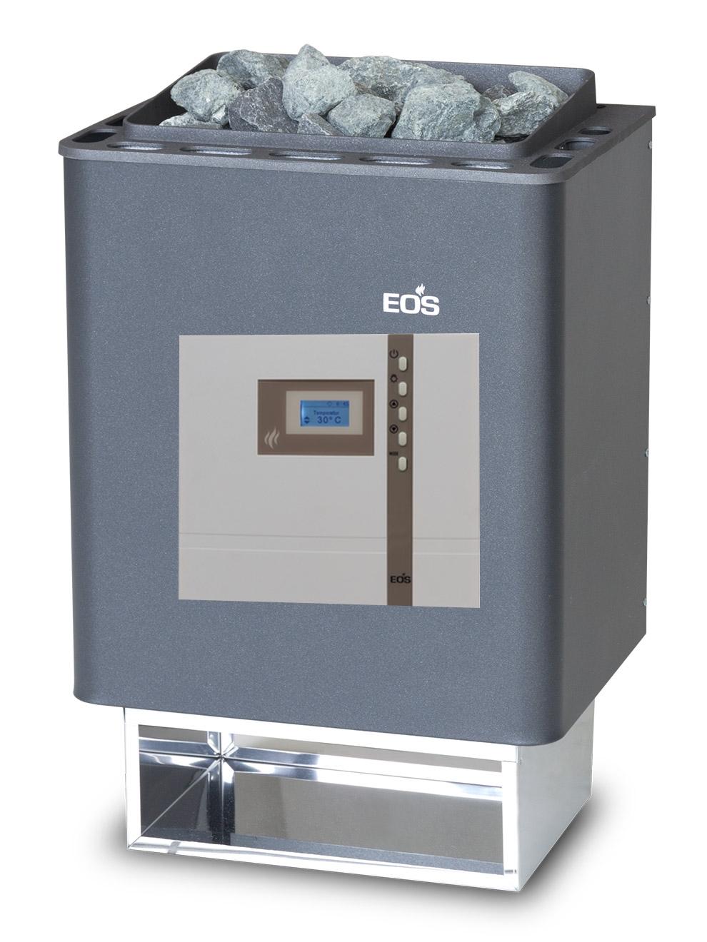 EOS Saunaofen SET Therme 7,5kW mit Steuerung D1