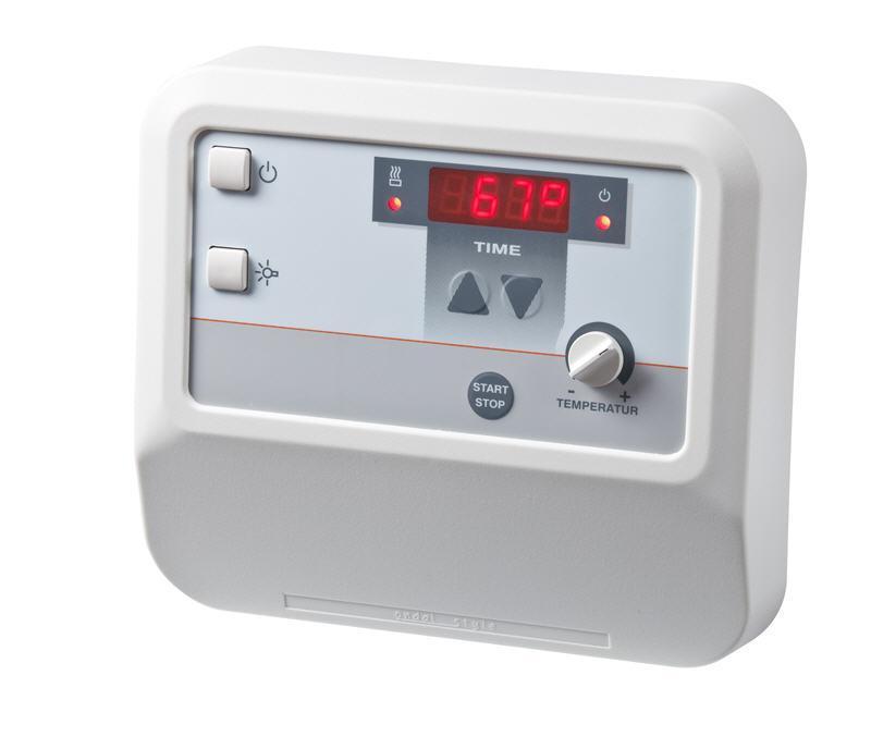 Saunasteuerung ASV3-15 - Finnische Sauna - bis 15 kW