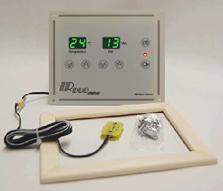 Infrarotsteuerung IRDUOdigital - Temperatur- & Zeitregelung