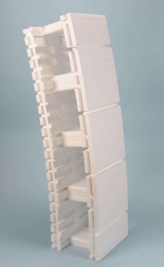 ISO-MASSIV Bogenstein PS30 +-10% 100x25x30 cm