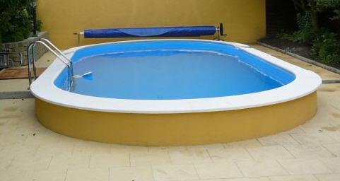 ISO Set 10 - 800x400x150 Oval - mit Leiter