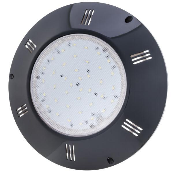 LED Scheinwerfer Blende FLACH - ANTHRAZIT
