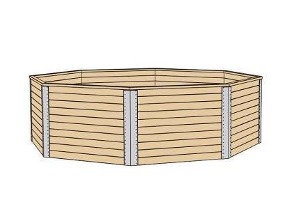 Holzpool WEKA Trinidad