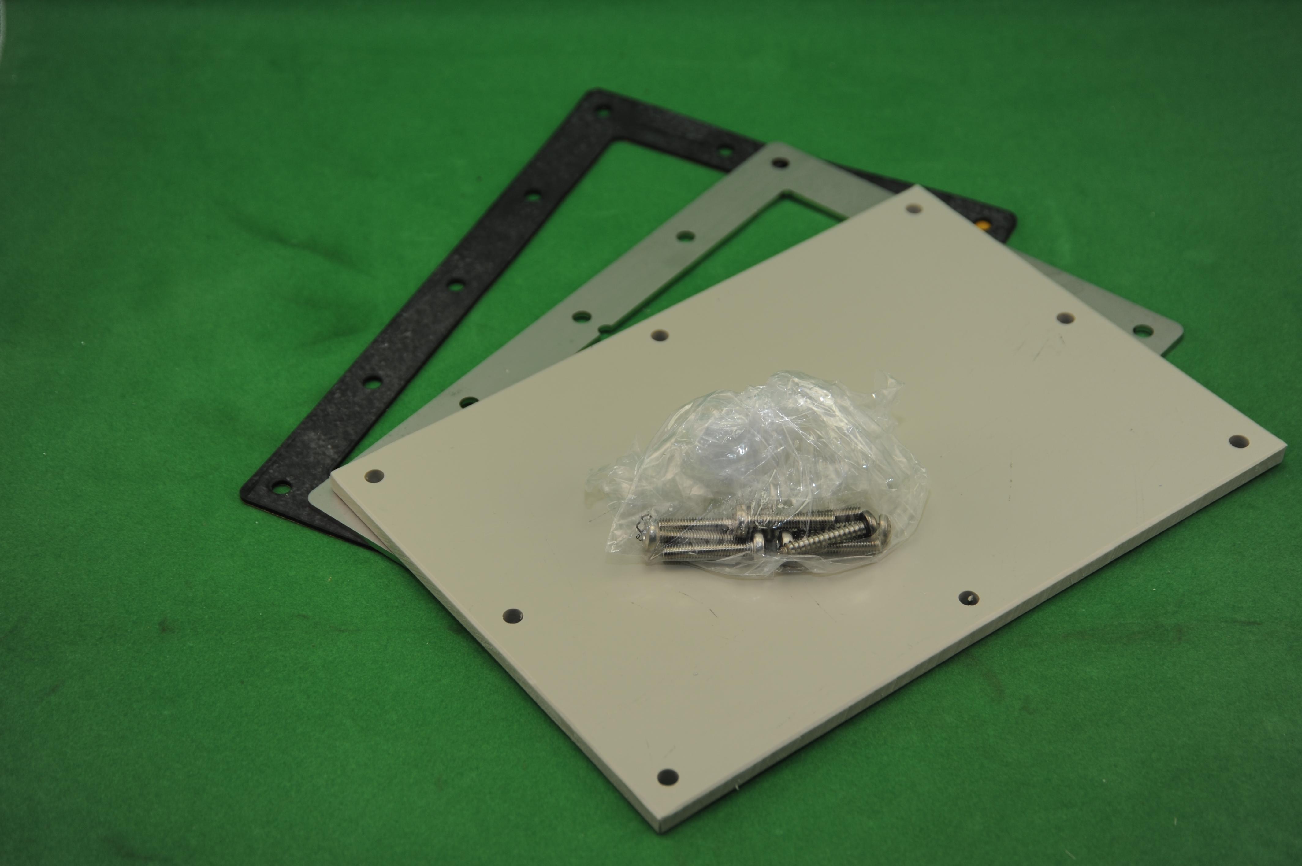 NEPTUN - Winterplatte zu Oberflächenabsauger (275x 195 mm)