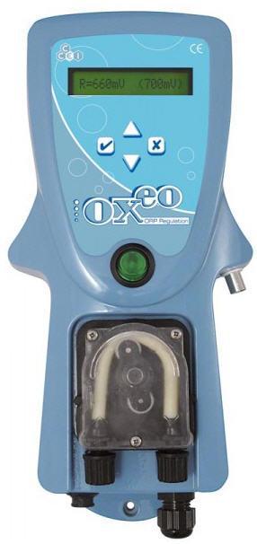 Oxeo - Automatische Chlor-Regelung / Dosieranlage