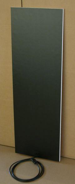 Plate 1 - 1030 x 340 mm - Flächenheizung SCHWARZ
