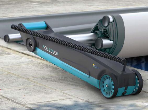 ROLLTROTT 2 - Eigenantrieb-Motorsystem
