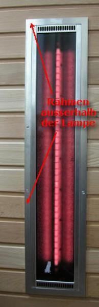 ROTLICHT+ Vollspektrumstrahler ThermoLight 750W - mit Alu Rahmen