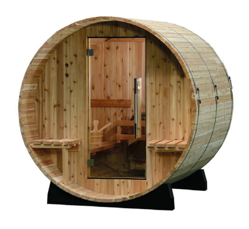 Saunafass - Fass-Sauna - KAPRUN