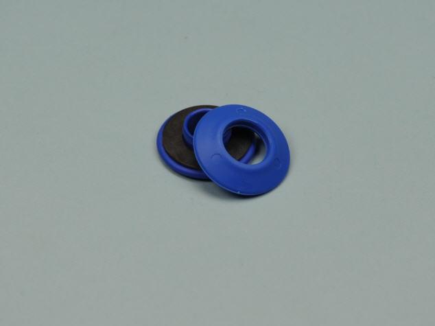Befestigungs-Clip für Gewebeband / Zugseil