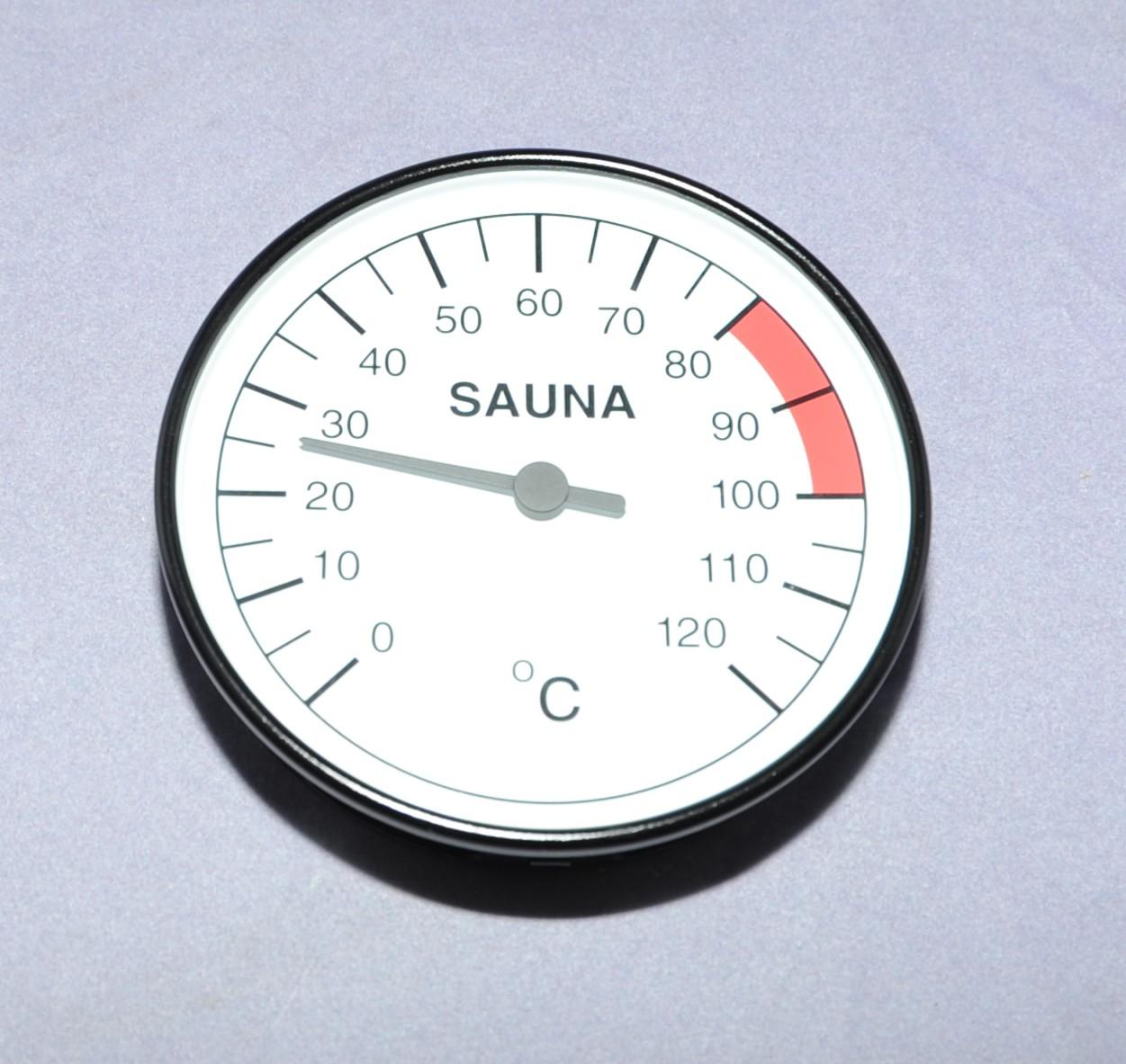 Thermometer Ø 100mm