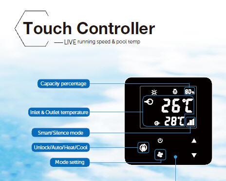Wärmepumpe AI13 - Inverter