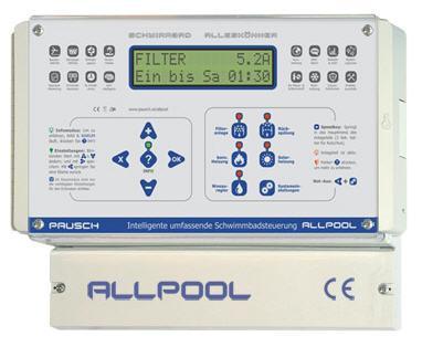 Filtersteuerung ALLPOOL
