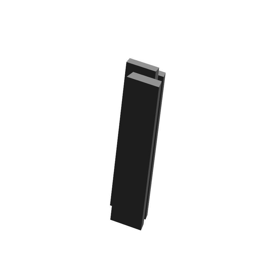 ISO-MASSIV BIGSTONE - Bogenschuber DM 400