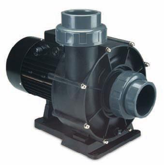 Gegenstromanlage BOMBA Komplettset 2,9kW - 400V