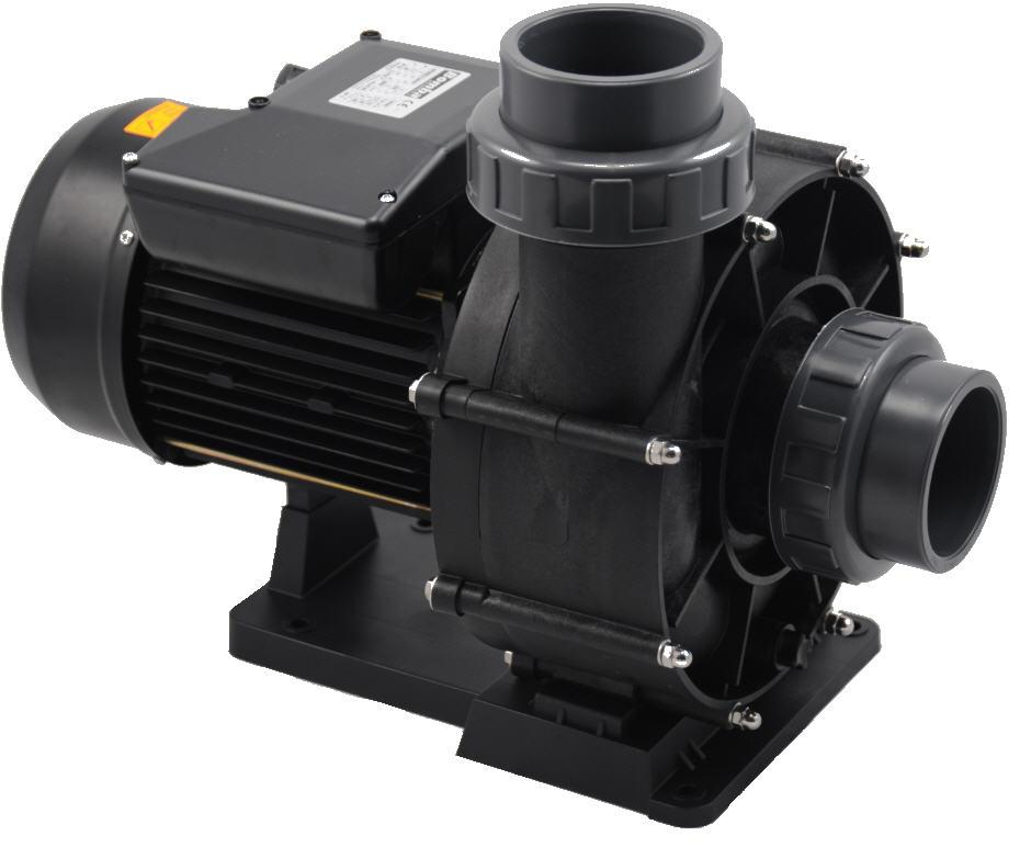 Gegenstrompumpe 4,0 kW - 400V - 90 m3/h / 4 m WS