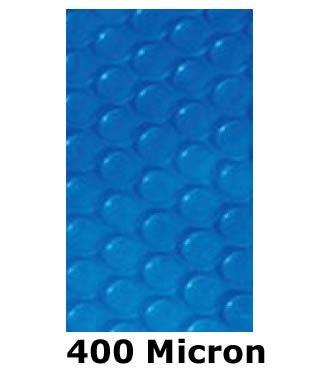 Solarmatte 400my - ECKIG - 800 x 400 cm