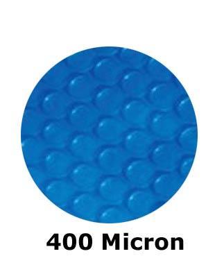 Luftpolsterfolie 400my - RUND - 700 cm