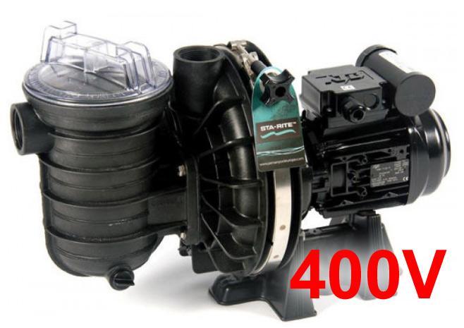STA-RITE Duraglas Pumpe 5P2RE-3 - 16,5 m3/h - 400V