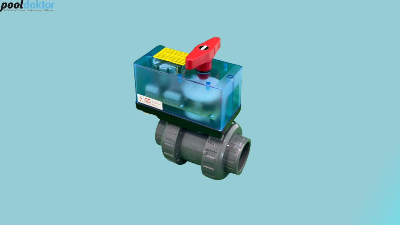 2 Wege Motorstellantrieb 230V