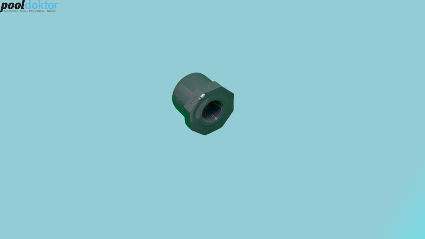 PVC Einlegeteil DA50 - 3/4 Zoll