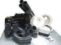 Gegenstromanlage BOMBA Komplettset 2,2kW - 230V