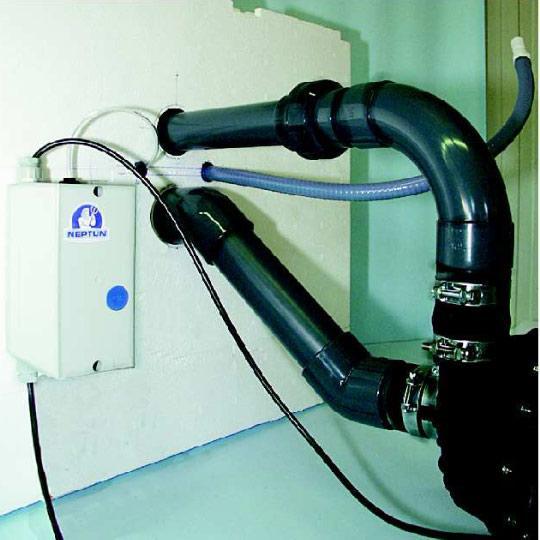 NEPTUN ST 800 Gegenstromanlage Basiseinheit